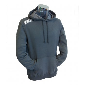 Louisville TPX Hooded Top - Grey