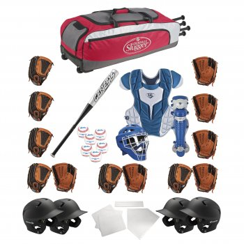 Louisville BSUK Official Baseball Pack