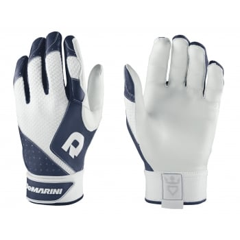 DeMarini Phantom Batting Gloves - Navy