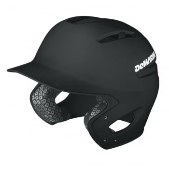 DeMarini Paradox Batting Helmet - Black