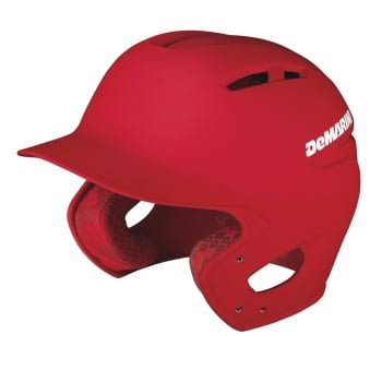 DeMarini Paradox Batting Helmet - Red