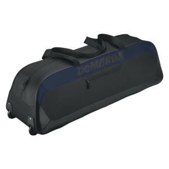 DeMarini UPRISING WHEELED BAG - NAVY