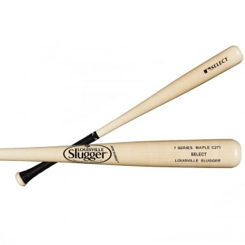 Louisville C271-LG S7 MAPLE WOOD BASEBALL BAT