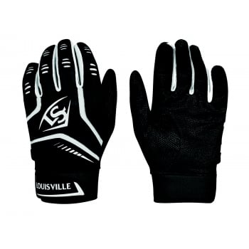 Louisville BG Omaha Batting Gloves - Black