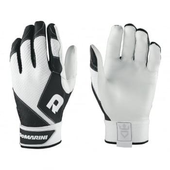 DeMarini Phantom Batting Gloves - Black