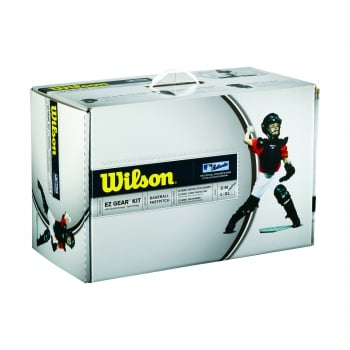 Wilson EZ CATCHERS GEAR - BLK