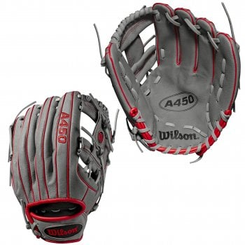 Wilson A450 11.5in - Youth Glove