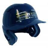 Easton Z5 Batting Helmet - Navy