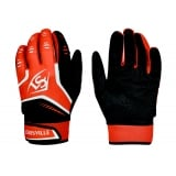 Louisville BG Omaha Batting Gloves - Orange