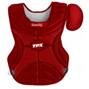 Louisville CHEST PROTECTOR - SCARLETT