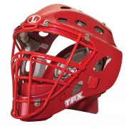 Louisville CATCHERS HELMET - SCARLETT