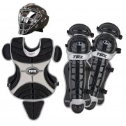 Louisville OSETI INTERMEDIATE CATCHERS SET - BLK