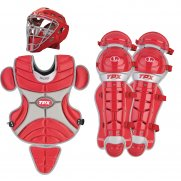 Louisville OSETY YOUTH CATCHERS SET - SCARLETT