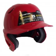 Easton Z5 Batting Helmet - Scarlett