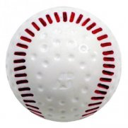 Baden Seamed Pitching Machine Baseball