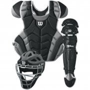 Wilson C1K INTER CATCHERS SET - BLK