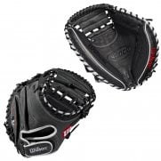 Wilson A1000 Catchers Mitt - 33in