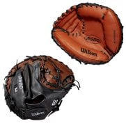 Wilson A500 32in Catcher Mitt - Youth