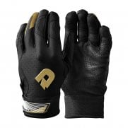 DeMarini CF Batting Gloves - Black