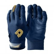 DeMarini CF Batting Gloves - Navy