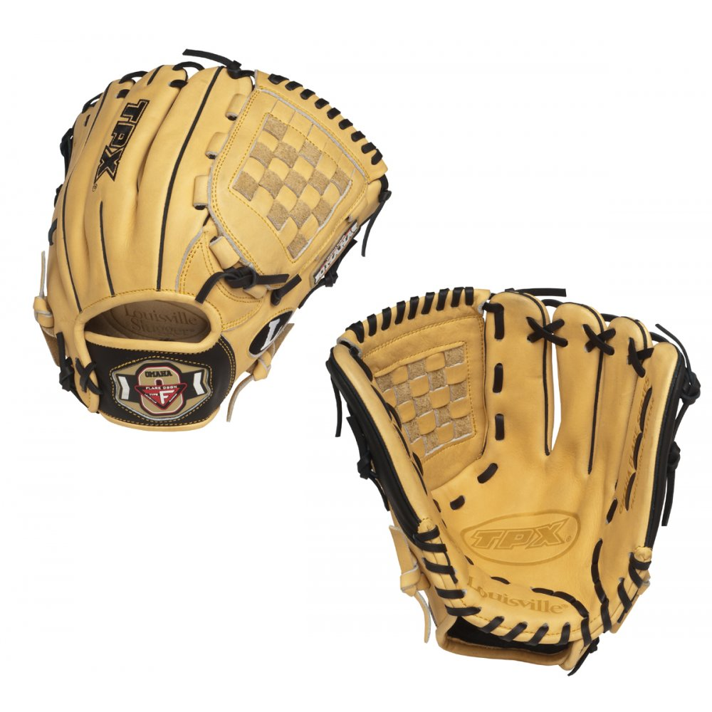 Louisville Flare Outfield Glove : Louisville ofl omaha flare baseball glove outfield