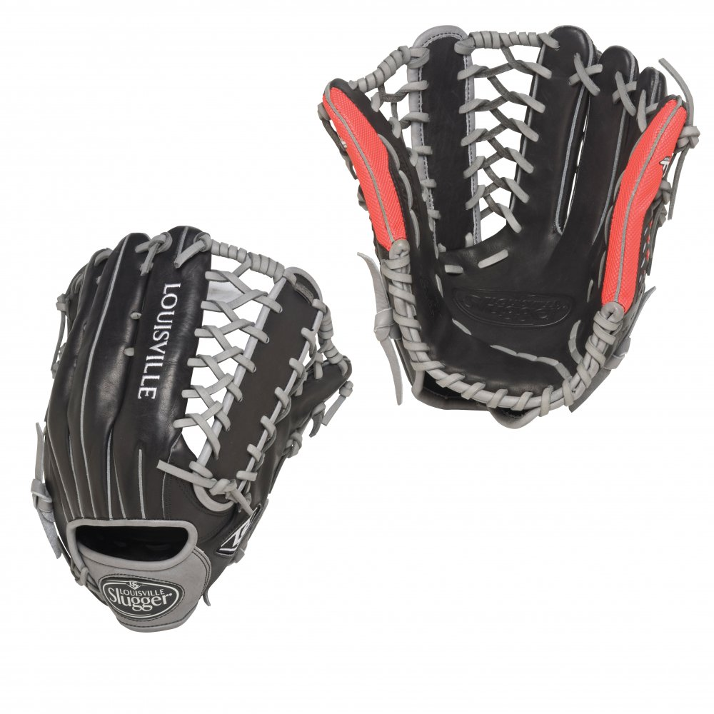 Louisville Flare Outfield Glove : Louisville ofl omaha flare baseball glove
